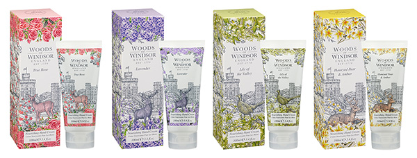 Woods Of Windsor Lily Of The Valley Dusting Powder