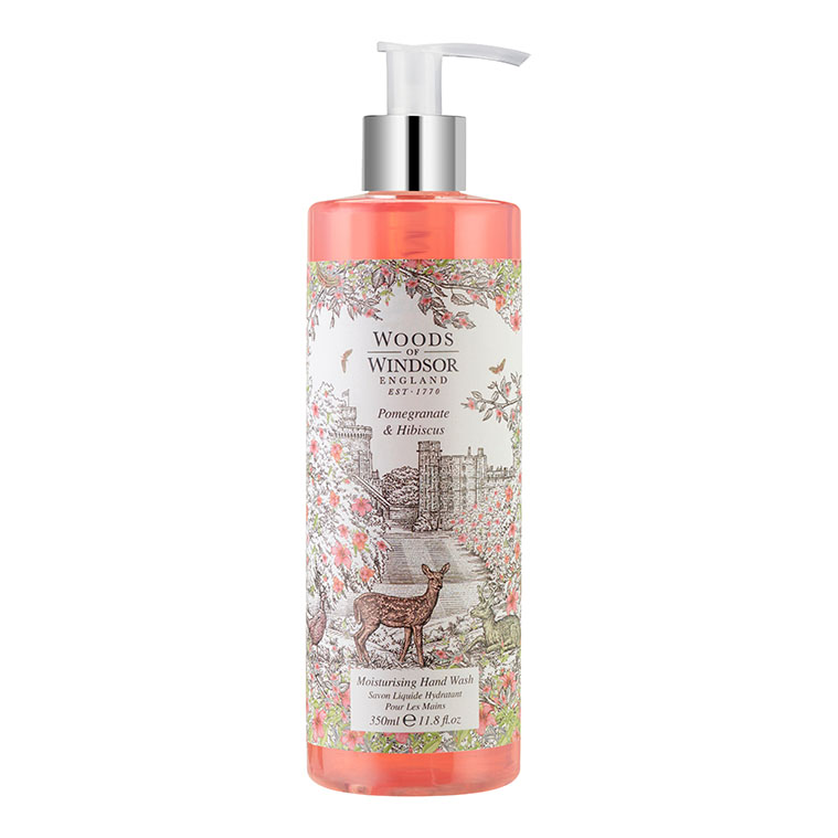 Pomegranate & Hibiscus Moisturising Hand Wash
