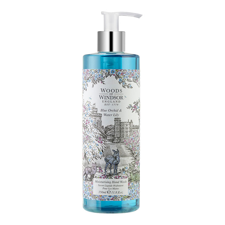Blue Orchid & Water Lily Moisturising Hand Wash