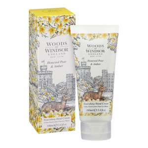 Honeyed Pear & Amber Nourishing Hand & Nail Cream
