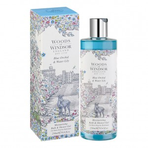 Blue Orchid & Water Lily Moisturising Bath & Shower Gel