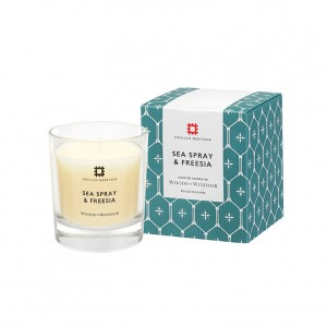 Sea Spray & Freesia Fragranced Candle