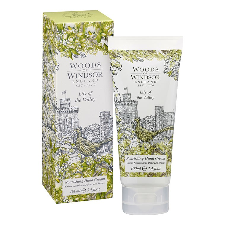 Lily of the Valley Nourishing Hand & Nail Cream