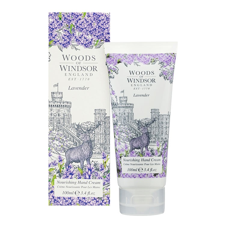 Lavender Nourishing Hand & Nail Cream