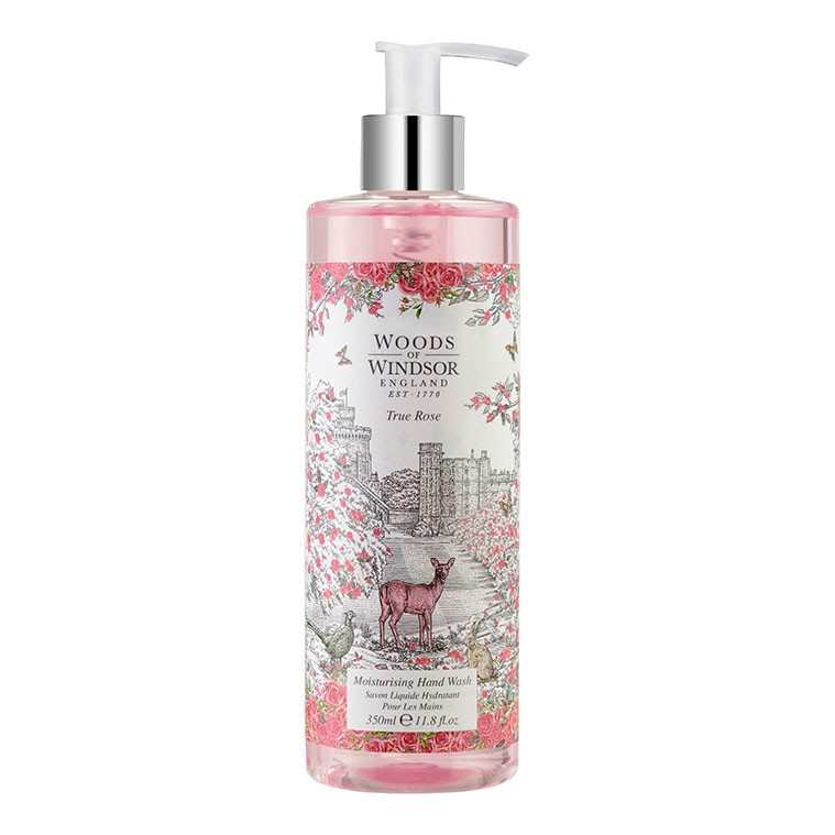 True Rose Moisturising Hand Wash