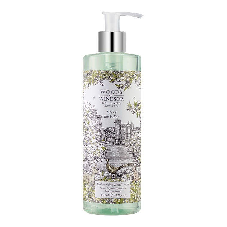 Lily of the Valley Moisturising Hand Wash