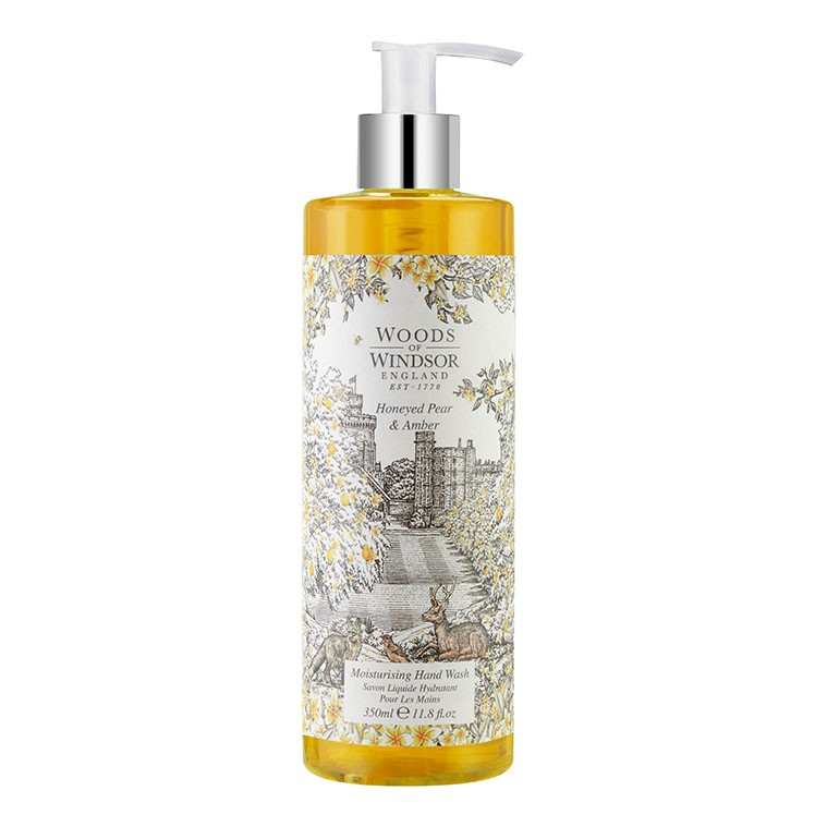 Honeyed Pear & Amber Moisturising Hand Wash