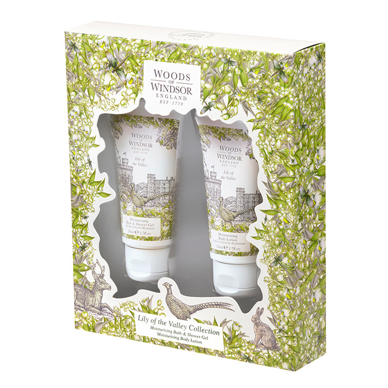 Lily of the Valley Bath & Body Collection